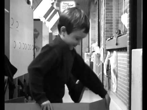 Stomme film maken in het tweede leerjaar