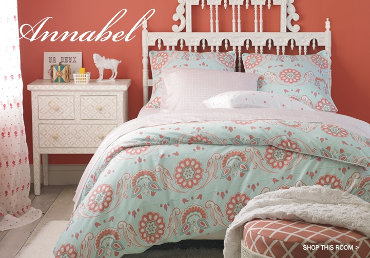 Shop Girls Bedding - Designer Bedding for Girls | Serena & Lily: Wall Colors, Colors Combos, Headboards,  Comforter, Paintings Colors, Duvet Covers,  Puff, Bedrooms Ideas, Girls Rooms