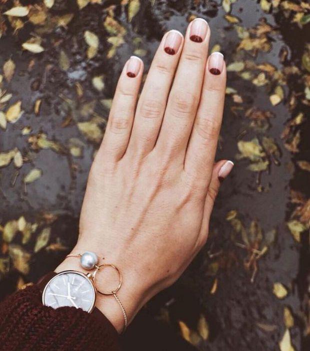 nägel designs Nail art minimaliste : la tendance à suivre