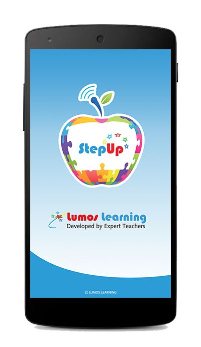 Lumos StepUp mobile app for students to prepare and succeed on 2017 state assessments. Available for both android and iOS devices.