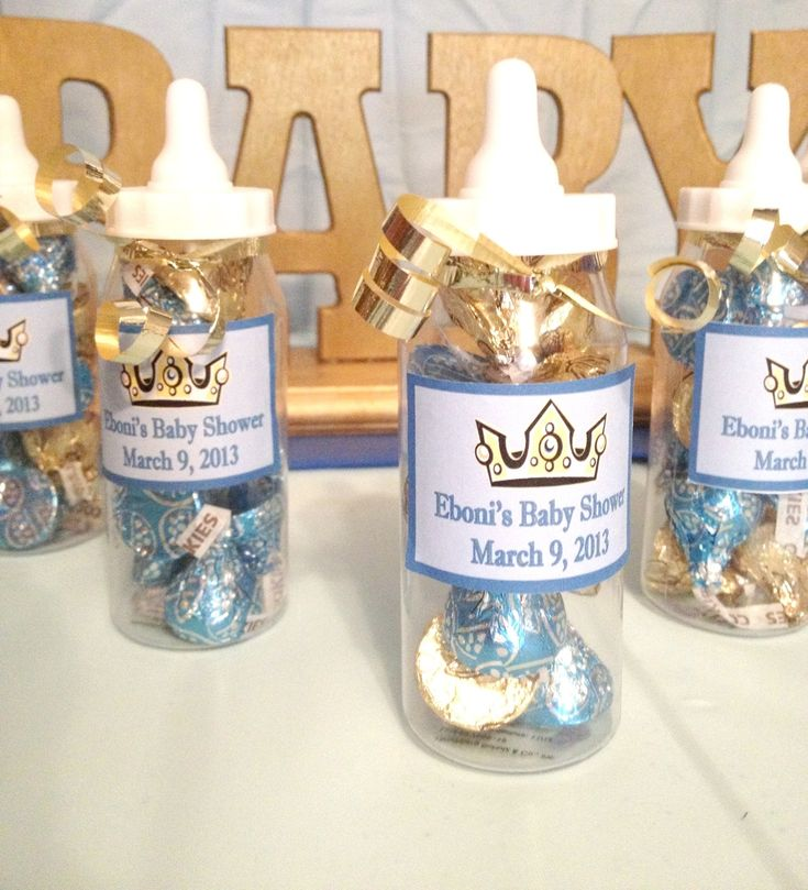We Heart Parties: Party Information - Little Prince Baby Shower