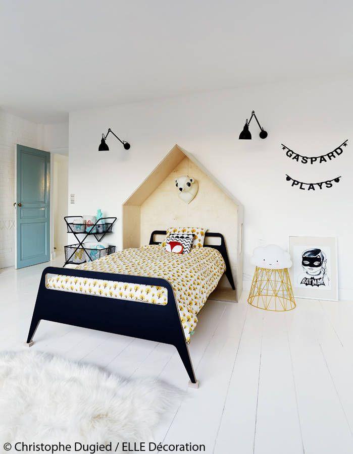 les 25 meilleures id es de la cat gorie lit montessori sur pinterest lit barreaux rails de. Black Bedroom Furniture Sets. Home Design Ideas