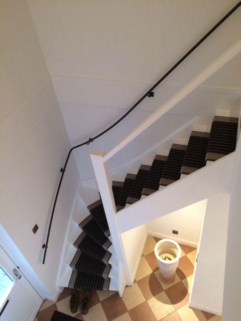 Roestvrijstalen of smeedijzeren trapleuningen bestel direct idee n voor het huis pinterest - Roestvrijstalen kast ...