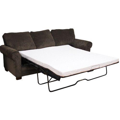 Found It At Wayfair Supply Cool Gel 4 5 Memory Foam Sofa Bed Mattress