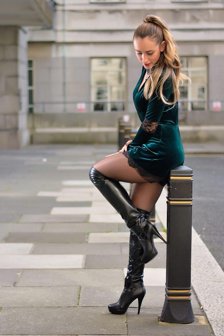Knee boots teen — photo 6