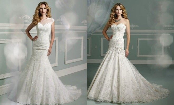 James Clifford Wedding Dresses - MODwedding