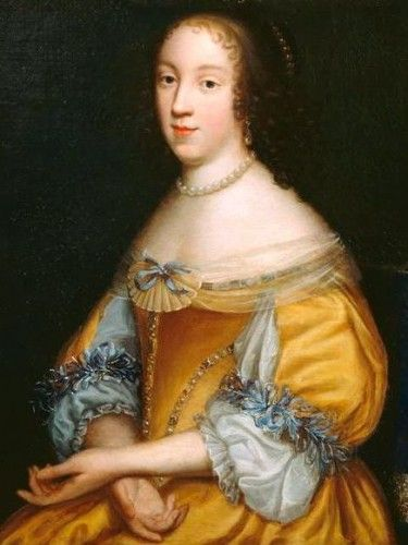 Élisabeth (Isabelle) d'Orléans, Duchess of Guise by Beaubrun, 1670    This isn't Elizabethan - just sticking it here until I make a new board for 17th c.