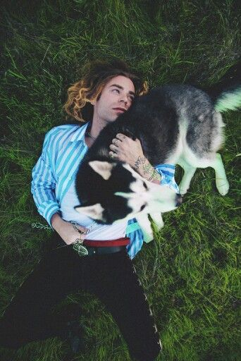 True beauty comes from within. Mod Sun is truly beautiful