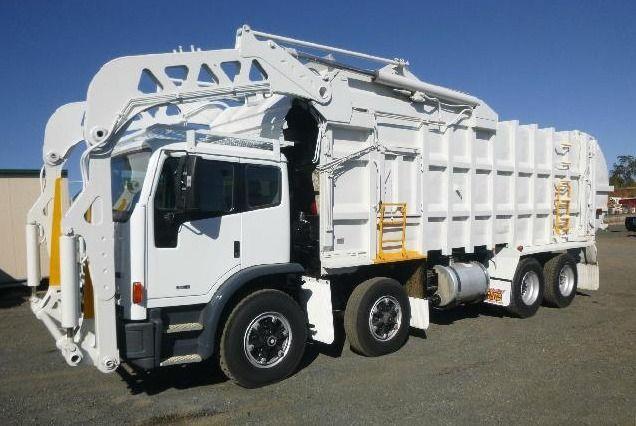 Garbage Trucks for Sale | New & Used Garbage Trucks