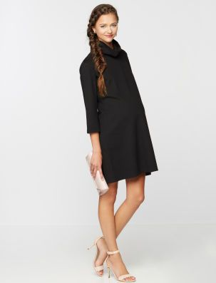 A Pea in the Pod Isabella Oliver 3/4 Sleeve Maternity Dress