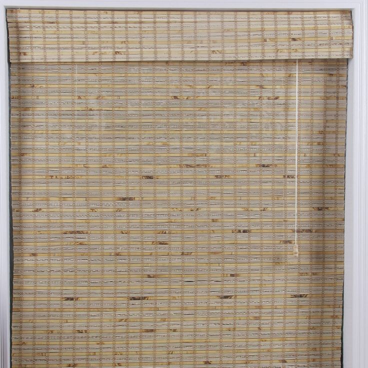 1000 Ideas About Bamboo Roman Shades On Pinterest Bamboo Blinds Bamboo Shades And White Curtains