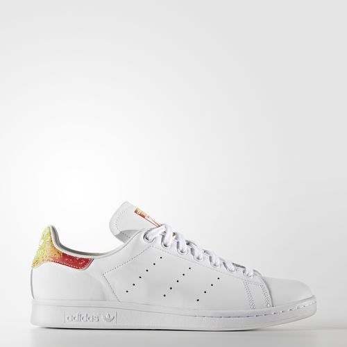 adidas Originals celebrates Pride 2016 with a vibrant LGBT Pride  collection. These Stan Smith shoes rock the rainbow with vibrant graphics  on the tongue and ...