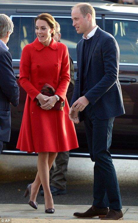 Mid-way through their eight-day tour of Canada, William and Kate have flown to the northern province of Yukon for two days of engagements, taking in the wild beauty of the region.