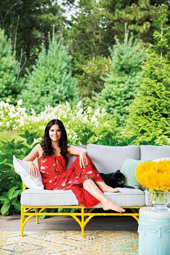 inside katie lee's hamptons retreat