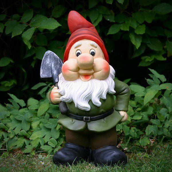 Gnome In Garden: Garden Gnome - Cerca Con Google