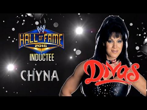 WWE Chyna Hall of Fame Custom Tribute. - YouTube