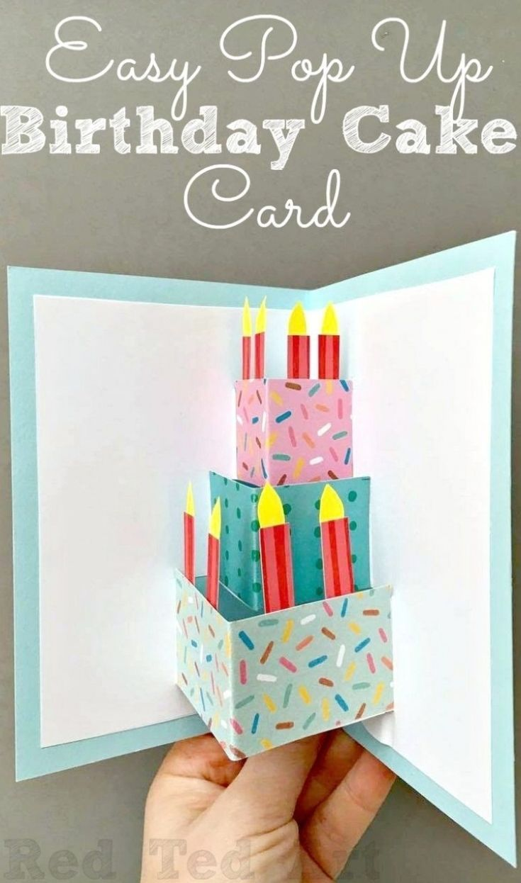 Printable Happy Birthday Card Download Birthday Card Etsy In 2021 Birthday Card Craft Birthday Card Pop Up Simple Birthday Cards
