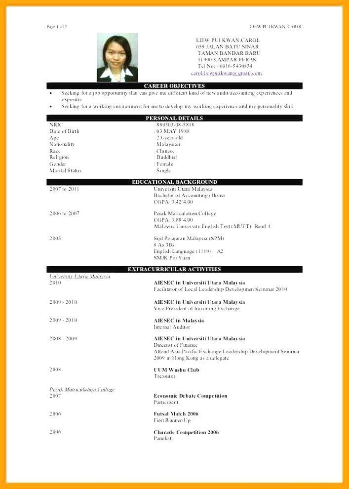 Free Resume Templates Malaysia Freeresumetemplates Malaysia Resume Templates Collegeresume Simple Resume Sample Resume Profile Sample Resume Format