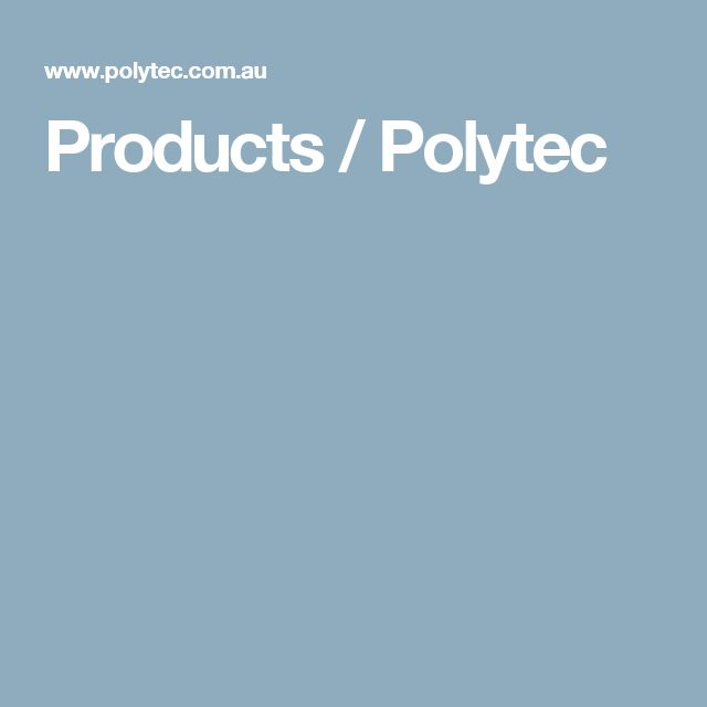 Products / Polytec