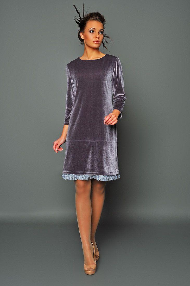 платье прямое бархат c воротником - Поиск в Google