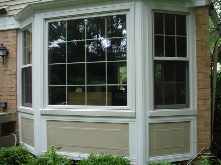 Best 20 bay window exterior ideas on pinterest for Energy efficient bay windows