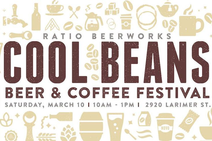 Denver: The 2018 Cool Beans Beer & Coffee Festival Is This Weekend http://sprudge.com/131080-131080.html