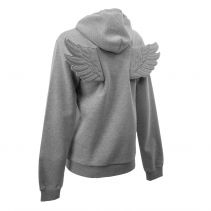I swear I would run more! This hoodie would give me wings! Jeremy Scott + Adidas = amazing