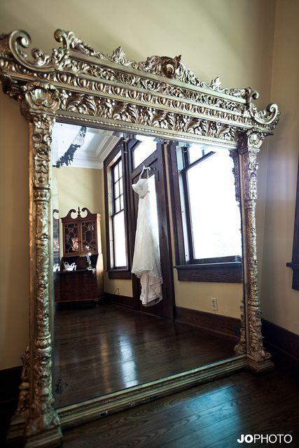 Amazing Antique Mirror