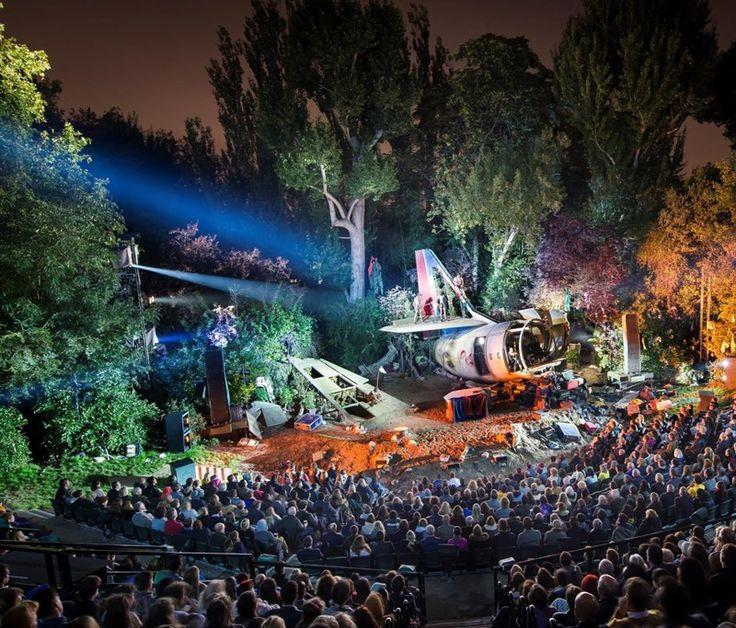 Regent's Park Open Air Theatre, London