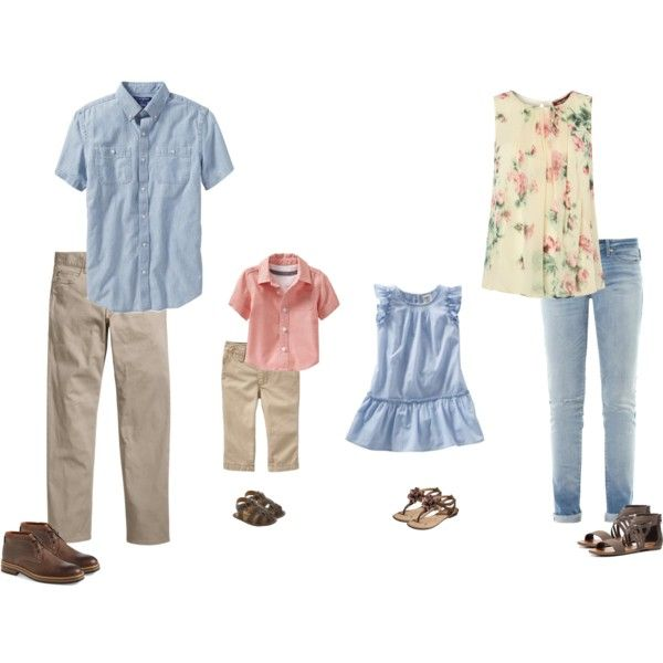 What to wear for a family photo session. | what to wear | Pinterest | Spring summer 2015 Summer ...