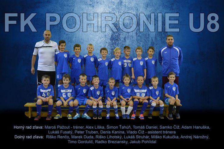 FK POHRONIE Žiar nad Hronom - 2016 / 2017 - U8