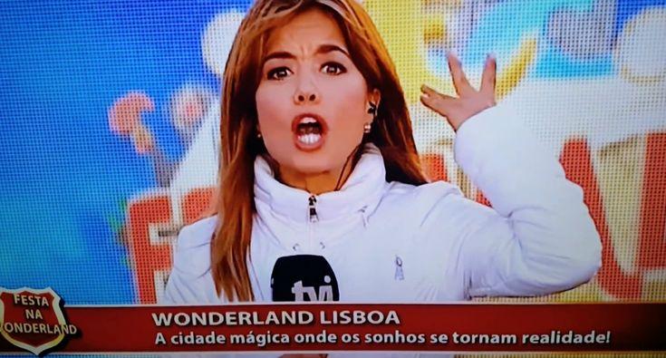 Telespectador Insulta Mulher Em Directo No Somos Portugal