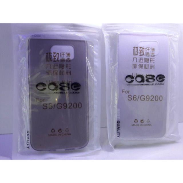 Temukan dan dapatkan 0.3mm Ultra Thin Soft TPU Gel Transparent Case For Galaxy S6 G9200 Phone Cover For Samsung G9200 Gal hanya Rp 35.000 di Shopee sekarang juga! #ShopeeID