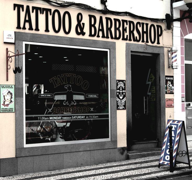 Anatomic Tattoo and Barber - Funchal