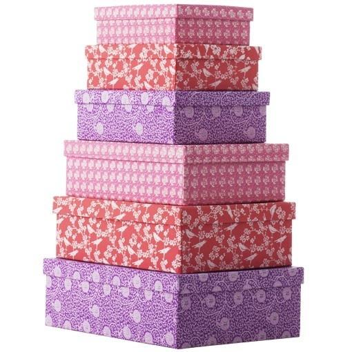 Bungalow Boxes