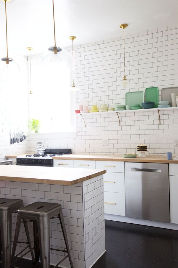 158 Best Dream Kitchen Images On Pinterest Kitchen Home And White Kitchens