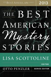 Canadian Bookworm: The Best American Mystery Stories 2013