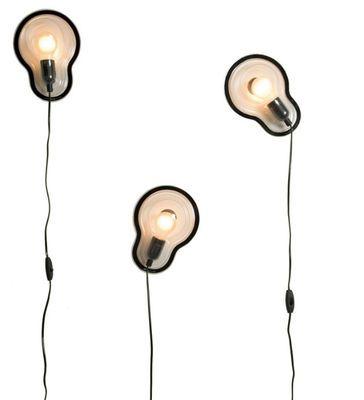 Applique Sticky Lamps adhésive - Droog Design - Pop Corn