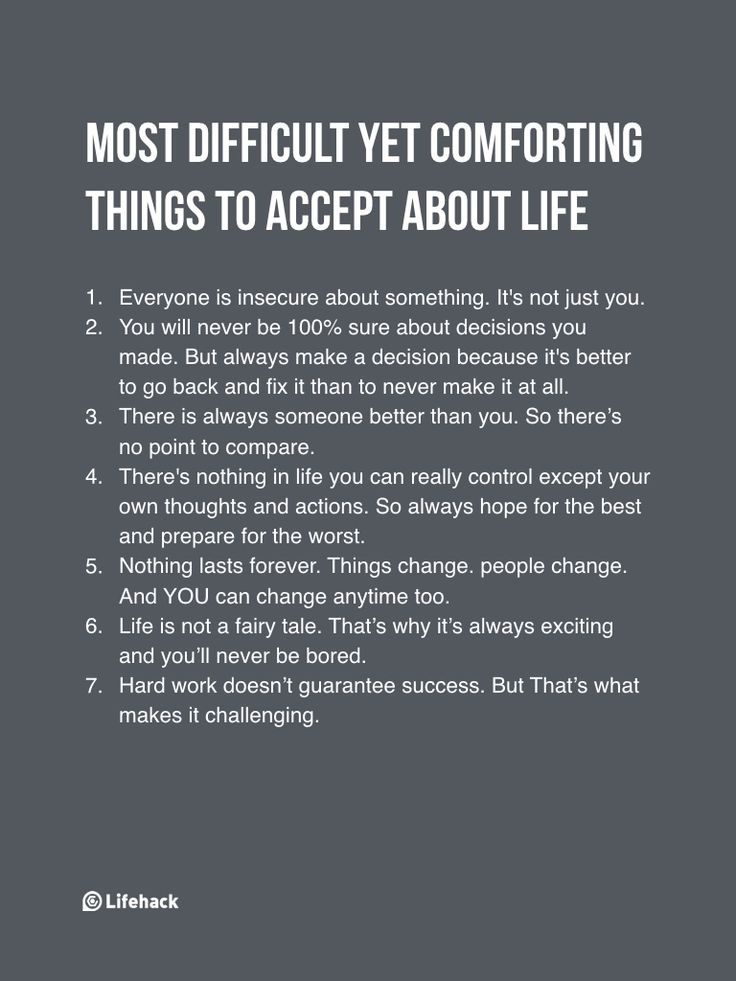 "7 Hard Truths About Life That Are Actually Motivational... Although, I don't agree w/ ALL 7 ""facts""...Life IS a Fairy Tale--it's UR Tale--make it what U want, & second, hard work ALWAYS pays off--take pride in whatEVER u do & enjoy the feeling of doing it best & completing the accomplishment!!! JPrice (not anonymous) :-P  OH! & 1 thing DOES last forever...CHANGE, & the fact that we humans can (although reluctant at times) adapt to almost anything if we put our mind to it!! :-)"