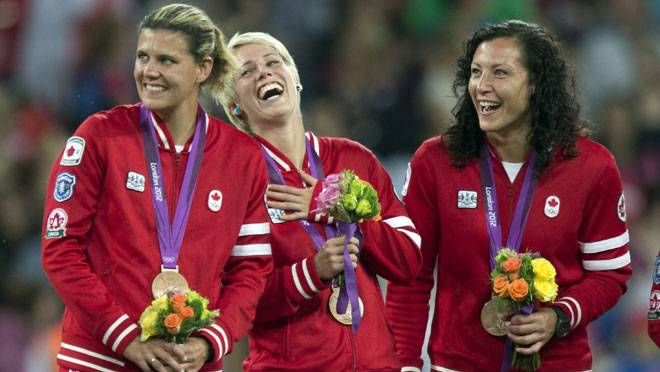 Olympic win sweet redemption for Canadian women's soccer team | The Chronicle Herald