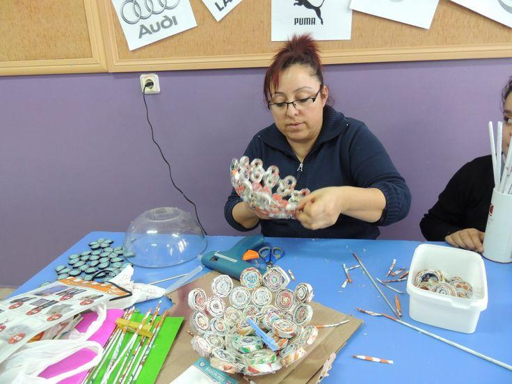 Serife Tufan Recycling Company Products / Geri Dönüşüm Şirketi Ürünleri