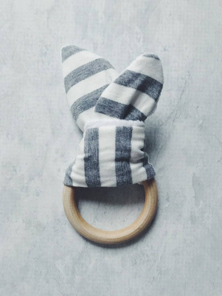 WOOD & CLOTH TEETHER    #MamaFashionMe - Aussie Online Store with Beautiful Accessories for Girls + Some for Boys