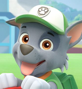 Image result for rocky paw patrol