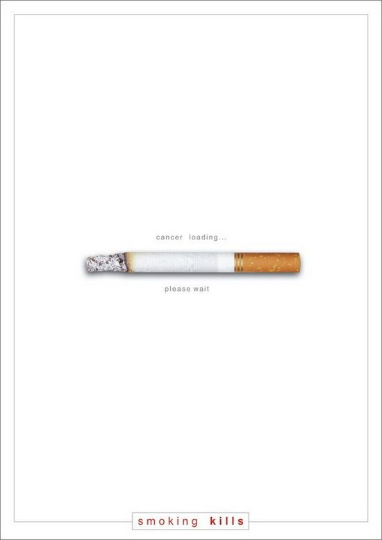 best smoking campaigns ideas anti smoking  10 ingenious anti smoking campaigns 7