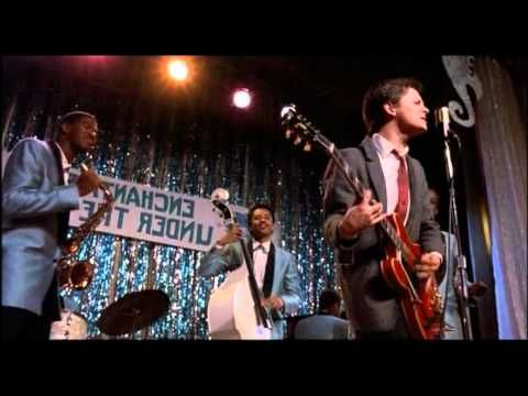 There will be a band and they will play this - Back To The Future [1985]  -  Johnny B Goode (Original)