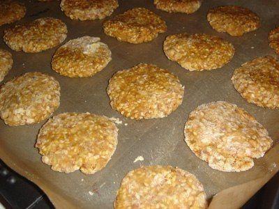 Úžasne dobré sezamove sušenky