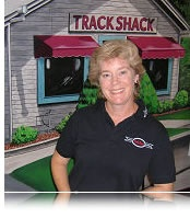 Track Shack / best tennis/walking/running shoes around / family-owned business  :)