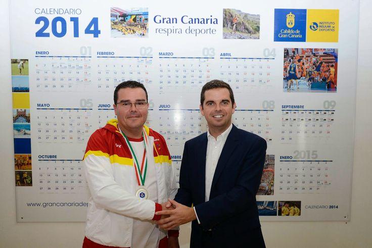 TIEMPO DE DEPORTE: Jorge Montesdeoca con un objetivo: las Paraolimpia...