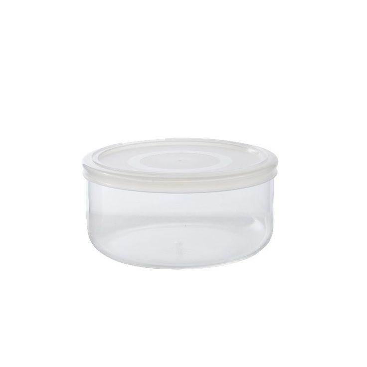 Boite hermétique en verre 1.1l - épicerie en vrac et zéro déchet
