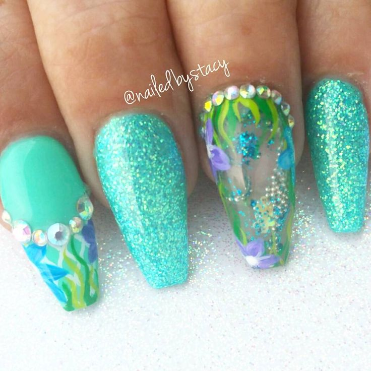 60 best aquarium images on pinterest aquarium nails nail art 5 crazy nail trends you have to see to believe prinsesfo Image collections